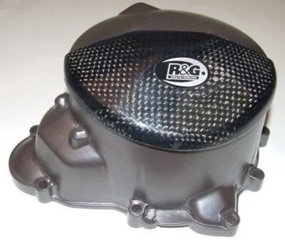 R&G Motorseitendeckel-Protektor - Triumph Street Triple / Daytona 675