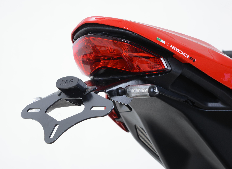 Kennzeichenhalter Ducati Monster 1200R Bj.16- | Powerparts ...