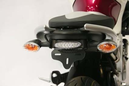 Kennzeichenhalter - Suzuki Gladius 650