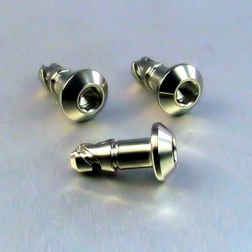 17mm Titan Innensechskant Schnellspanner silber Stk