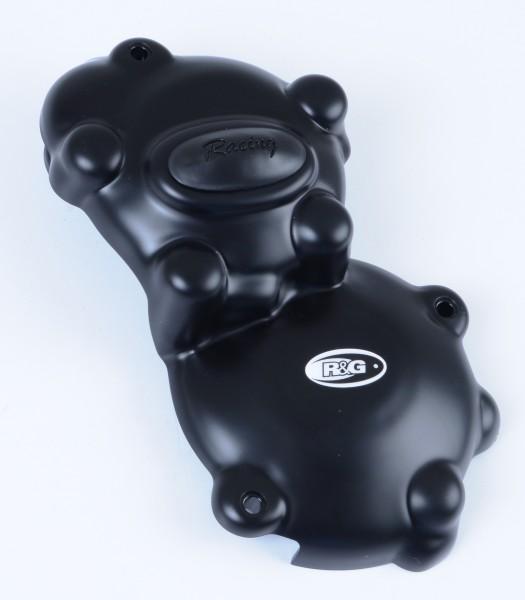 R&G Motordeckel Protektor - RACE SERIES - Suzuki GSX-R1000 '05-'08 / GSR600 / GSR750 Rechts Anlasser