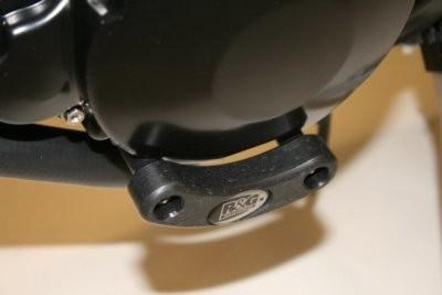R&G Motorseitendeckel-Protektor - Triumph Speed Triple