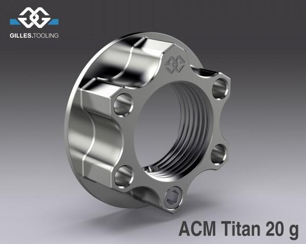 Sicherheitsmutter ACM titan M24X1,5 KIT