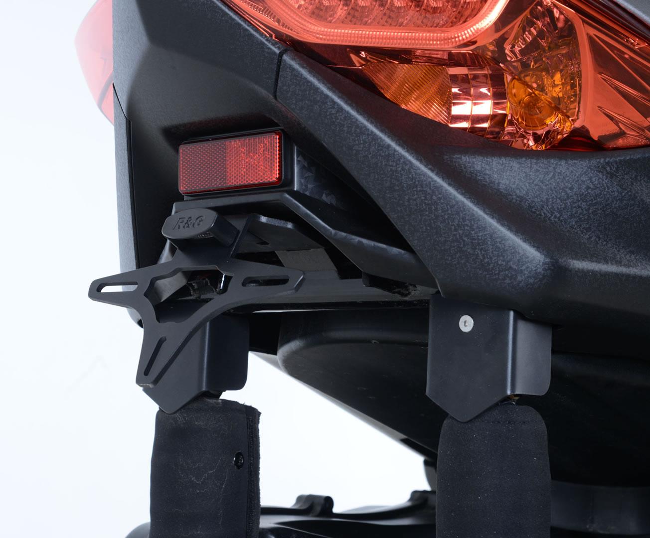 R&G Racing Kennzeichenhalter - Yamaha X-Max 300 \'17-   Powerparts ...