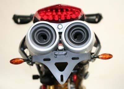 Kennzeichenhalter - Ducati Hypermotard 1100