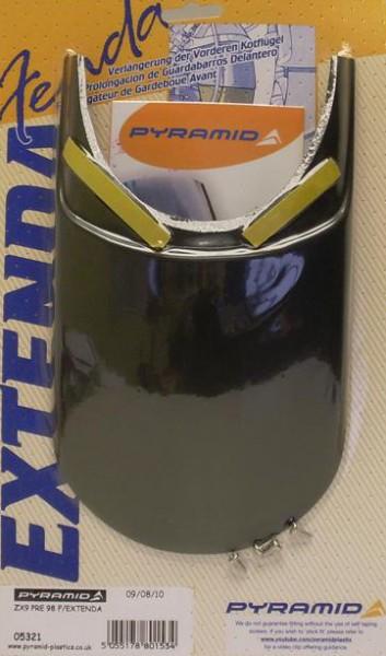 Frontkotflügelverlängerung - Kawasaki ZX 9 R bis Bj.97