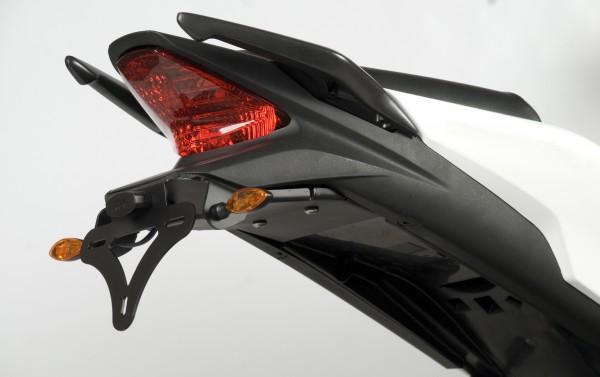 Rg Kennzeichenhalter Honda Cbr 125 R Powerparts Hinz