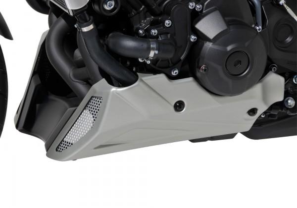 Bugspoiler mit ABE - silber - Yamaha XSR900 (2016-2017)