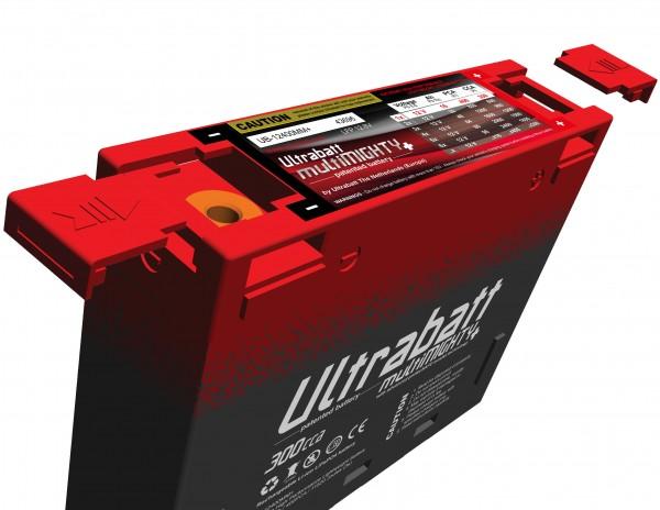 Ultrabatt multiMIGHTY 12V - 2,5A / 150CCA / 200PCA