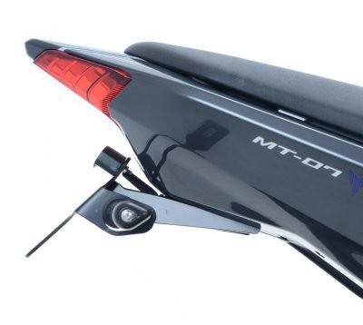 kennzeichenhalter yamaha mt 07 powerparts hinz. Black Bedroom Furniture Sets. Home Design Ideas