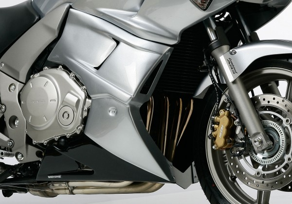 Unterteilverkleidung - unlackiert - Honda CBF1000S (2006-2011)