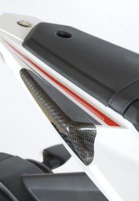 Heck Protektor aus Carbon - Yamaha YZF 125 R