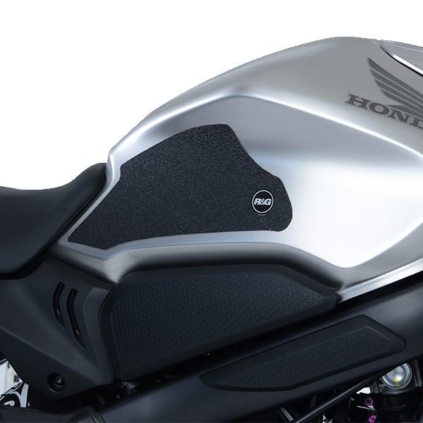R&G Tank Traction Pads für Honda CB650R '19-, CBR650R '19- & CB650F '19-
