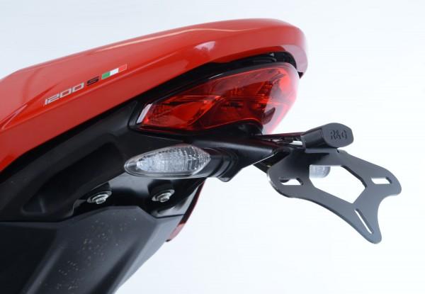 Kennzeichenhalter - Ducati Supersport '17-, Monster 1200S '17-
