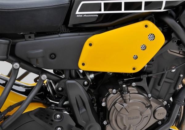 Seitenteile - unlackiert - Yamaha XSR700 (2016-2017)