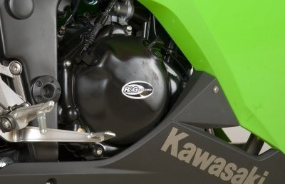 Motorseitendeckel Schützer - Kawasaki ZX 250 / 300 (Ninja 250 / 300 R)