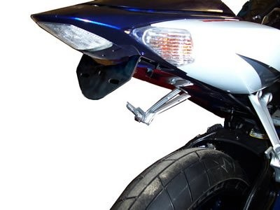 Kennzeichenhalter - Suzuki GSX-R 1000