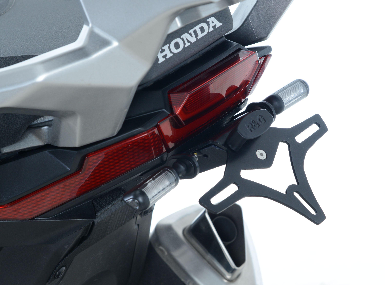 R&G Racing Kennzeichenhalter - Honda X-ADV \'17- | Powerparts Hinz ...