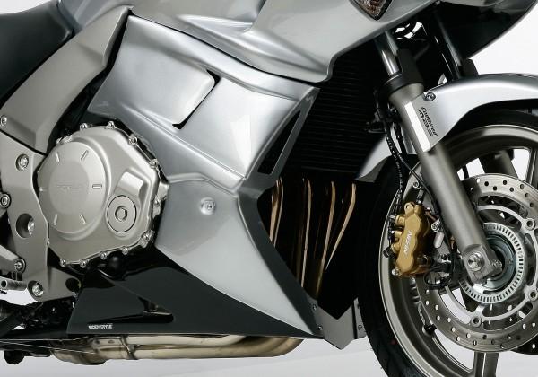 Unterteilverkleidung - silber - Honda CBF1000S (2006-2010)