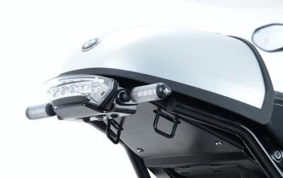 Kennzeichenhalter - BMW R NINE T '14- für Soziussitz
