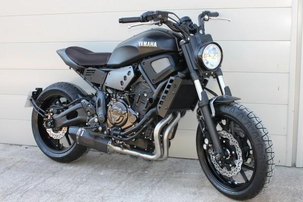 Monositzbank Passend Zum Monoheck Yamaha XSR700