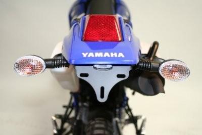 R&G Racing Kennzeichenhalter - Yamaha DT 125 R / X
