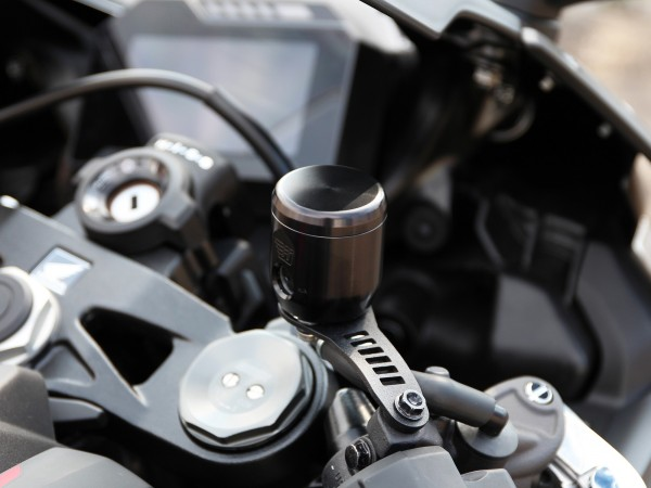 Wunderkind Custom Bremsflüssigkeitsbehälter Motorrad Alu