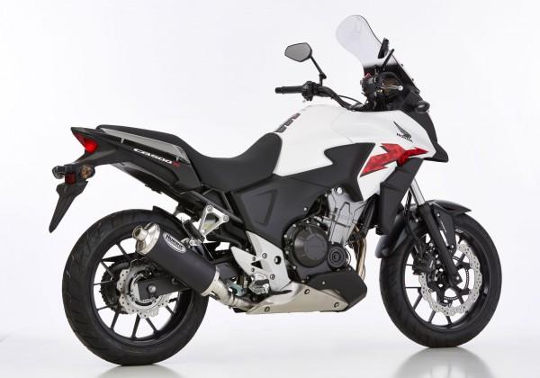 Foto zeigt Artikel an Honda CB500X.