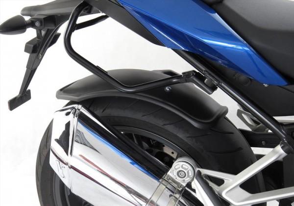 Hinterradabdeckung mit ABE - schwarz-matt - BMW R 1200R ( 2015- ) / R 1200RS ( 2015- )