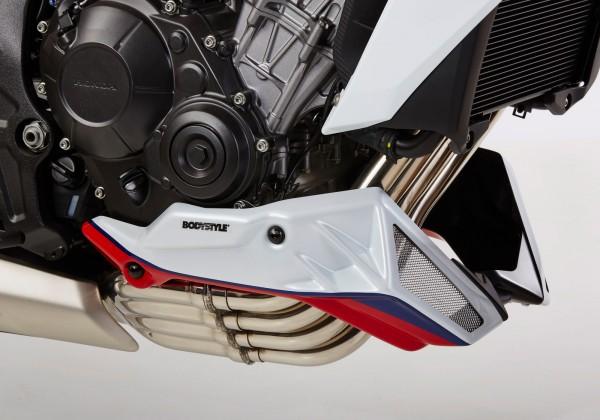 Bugspoiler mit ABE - silber - Honda CB650F (2014-2015)