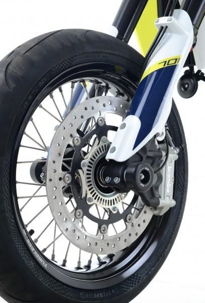 R&G Racing Gabelprotektor - Husqvarna 701 Supermoto '16-