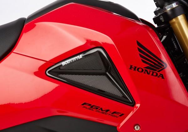 Kühlerseitenverkleidung - schwarz - Honda MSX 125/Grom (2013-2015)