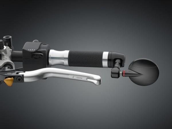Spiegel Spy-R 57 - schwarz - ohne ABE