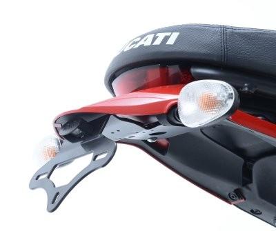 Kennzeichenhalter - Ducati Scrambler