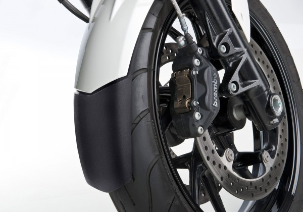 Kotflügelverlängerung vorne - Honda CB600 Hornet (1998-2005)