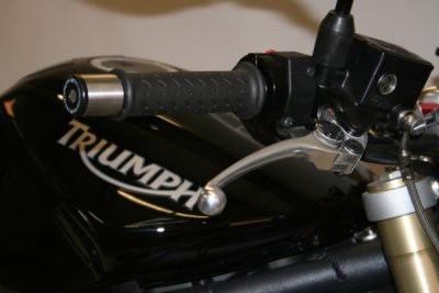 R&G Lenkerendenprotektoren - Triumph