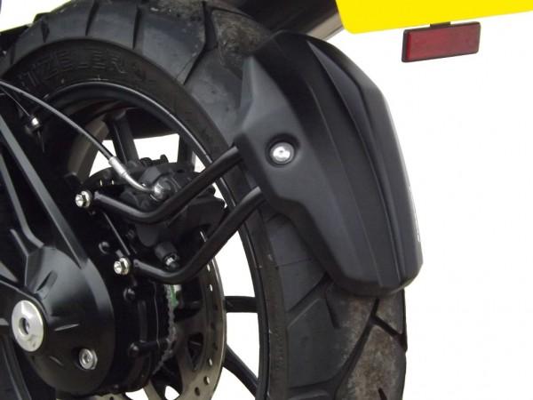 Hinterradabdeckung/Spritzschutz schwarz Triumph Explorer 1200