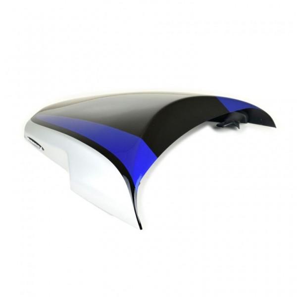 MT09 SP Sitzbank Abdeckung Liquid Metal/Midnight schwarz / Yamaha Blau
