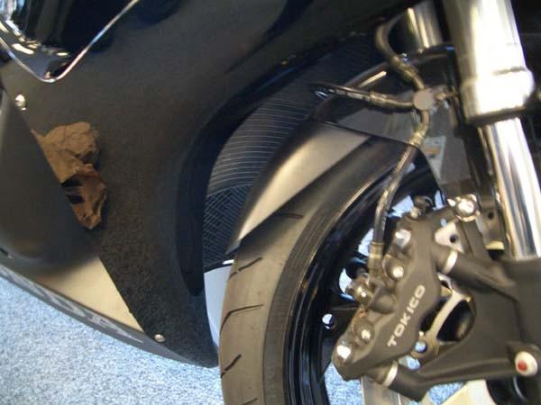 Frontkotflügelverlängerung - Honda CBR 1000 RR Fireblade