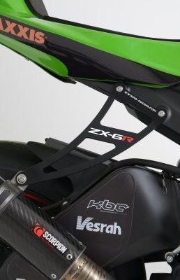 Auspuffhalter für Kawasaki ZX6R '09 -