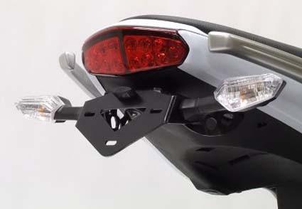 Kennzeichenhalter - Kawasaki ER 6 F