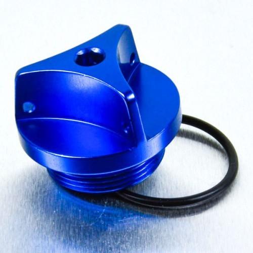 Alu Öleinfüllschraube M30x1,50mm blau