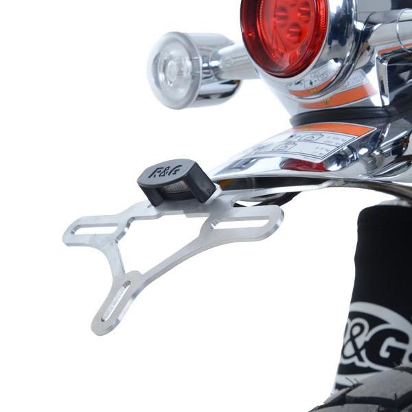 R&G Kennzeichenhalter - Honda Monkey '18-