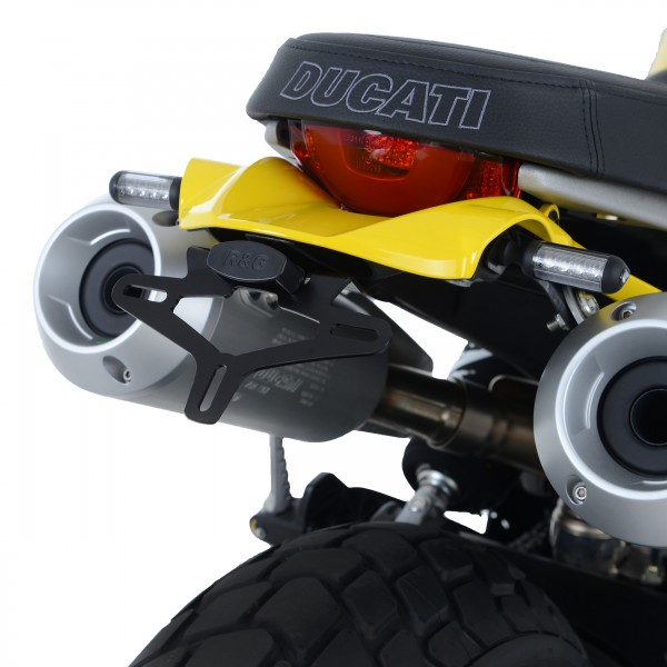 R&G Kennzeichenhalter - Ducati Scrambler 1100 '18-