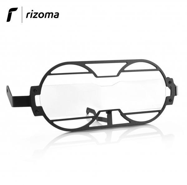 Rizoma Scheinwerferschutz - schwarz - V85TT