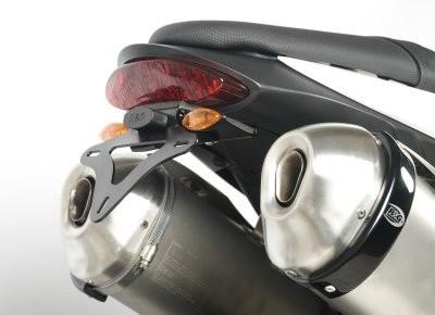 Kennzeichenhalter - Triumph Speed Triple
