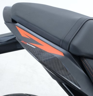 Heck Protektor aus Carbon - KTM 1290 Super Duke / R