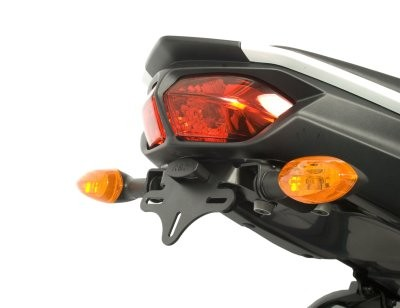 Kennzeichenhalter - Yamaha FZ 8