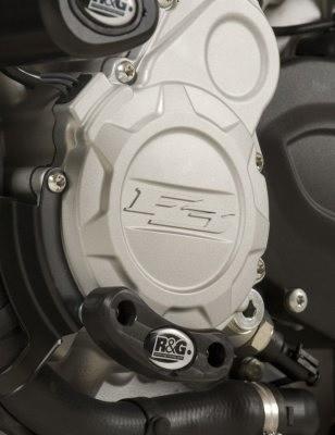 R&G Motorseitendeckel-Protektor - MV Agusta 675 Brutale