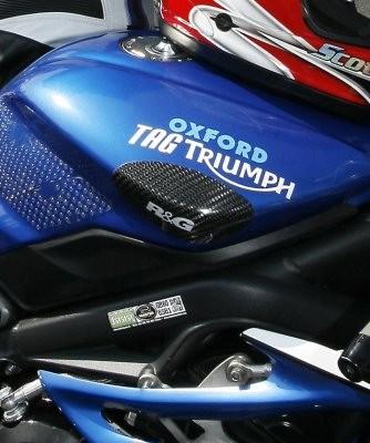Tankprotektor - Triumph 675 Daytona / Street Triple / R